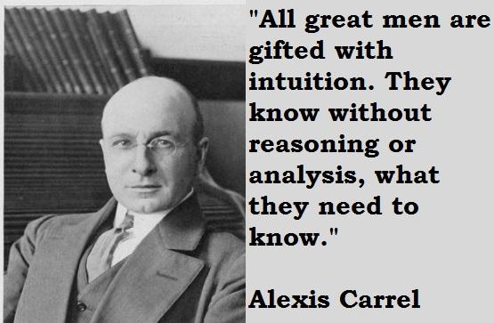 Alexis Carrel's quote #2