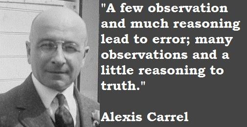 Alexis Carrel's quote #3