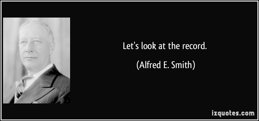 Alfred E. Smith's quote #1