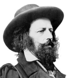 alfred lord tennyson biography analysis Alfred, lord tennyson topic alfred tennyson, 1st baron  biography hallam tennyson was born at  plaque analysis tennyson composed the.