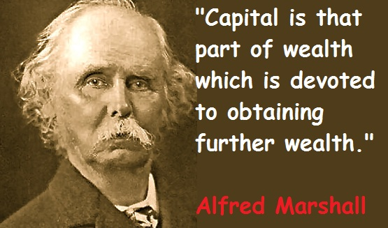 Alfred Marshall's quote #1