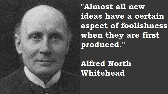 Alfred North Whitehead's quote #1