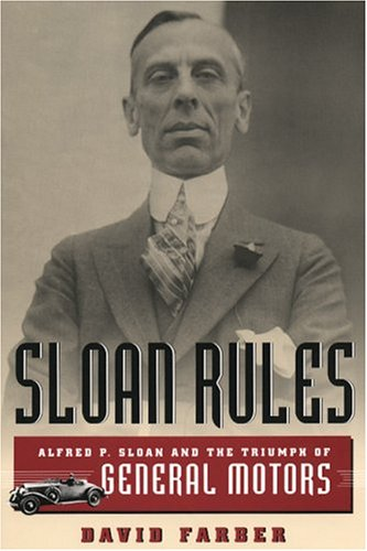 Alfred P. Sloan's quote #7