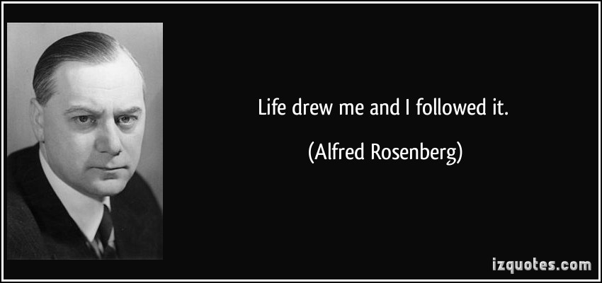 Alfred Rosenberg's quote #1