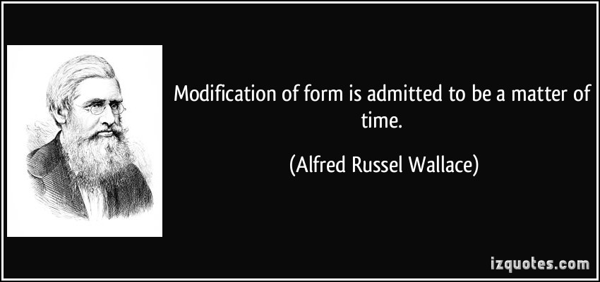 Alfred Russel Wallace's quote #5