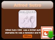 Alfred Sutro's quote #1