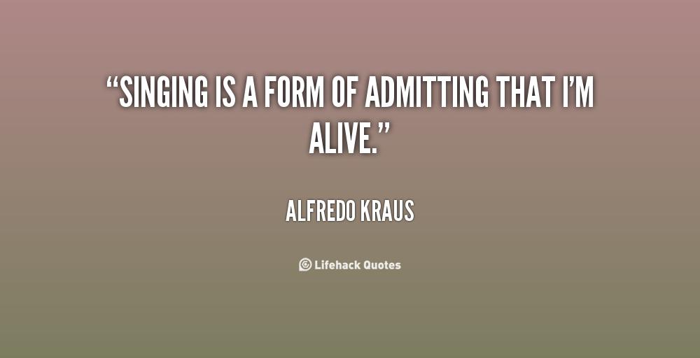 Alfredo Kraus's quote #1