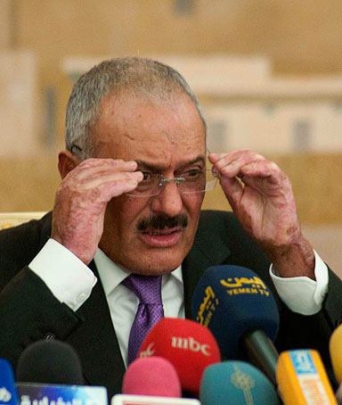 Ali Abdullah Saleh's quote #5