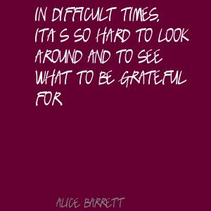 Alice Barrett's quote #2