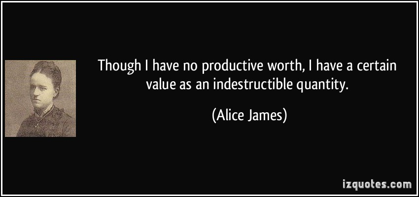Alice James's quote #5