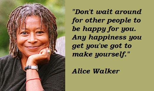 Alice Walker's quote #3