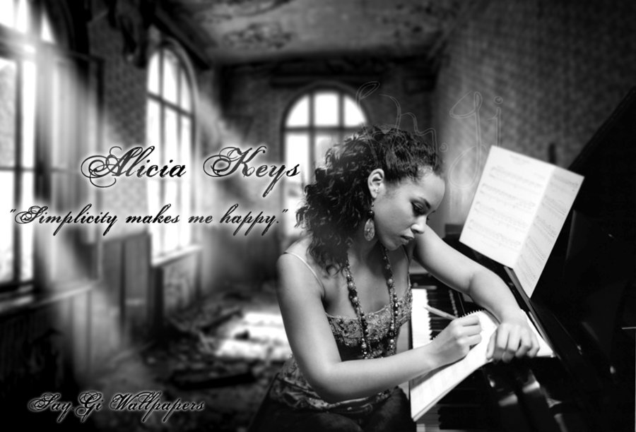 Alicia Keys's quote #3