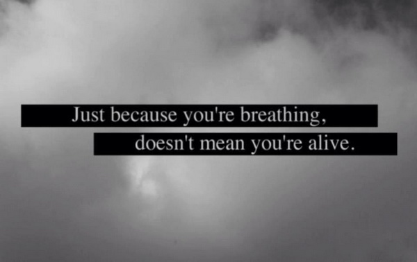 Alive quote #4