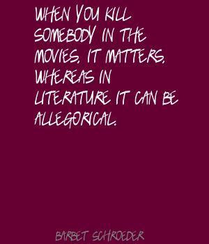 Allegorical quote #2
