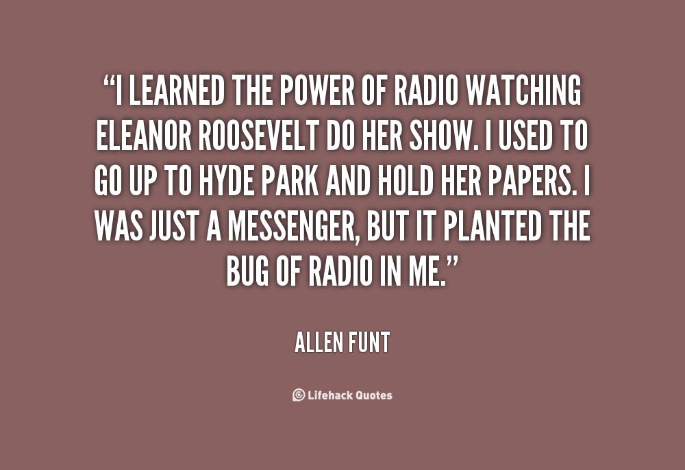 Allen Funt's quote #1