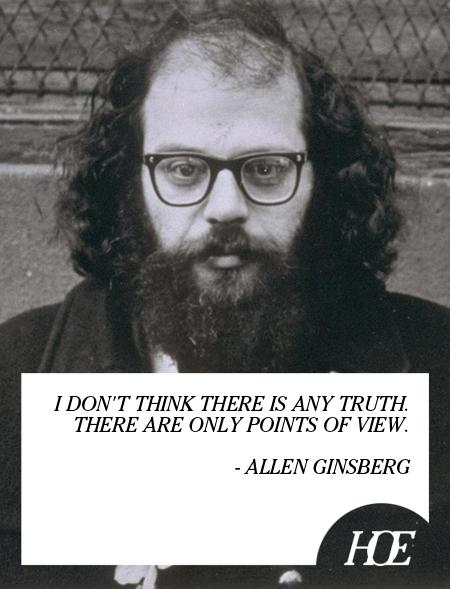 Allen Ginsberg's quote #1