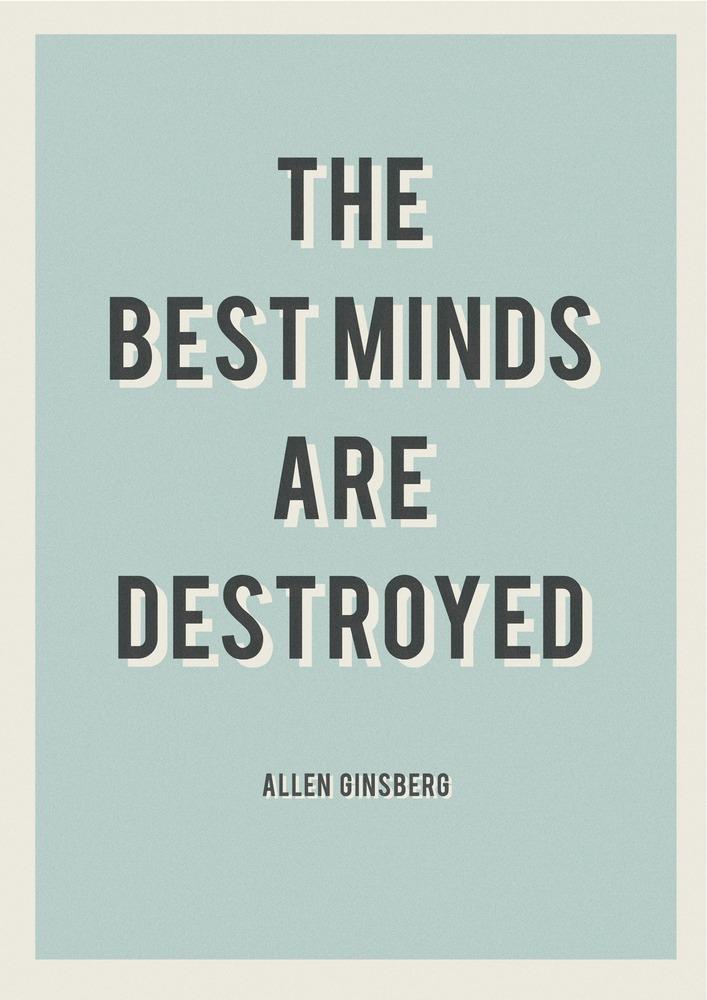 Allen Ginsberg's quote #5