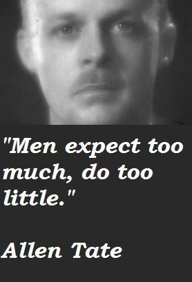 Allen Tate's quote #4