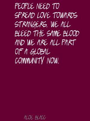 Aloe Blacc's quote #1