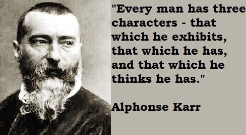 Alphonse Karr's quote #6