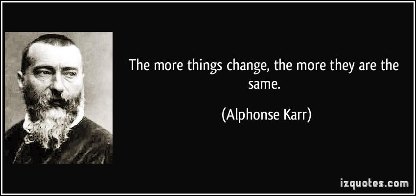 Alphonse Karr's quote #2