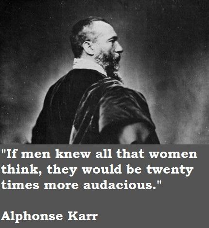 Alphonse Karr's quote #4