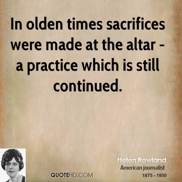 Altar quote #1