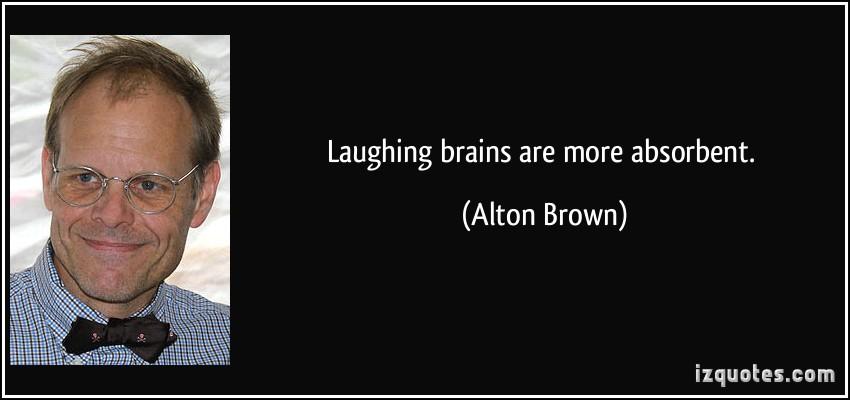 Alton Brown's quote #3