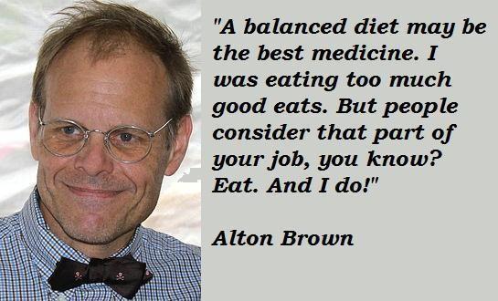 Alton Brown's quote #4