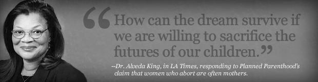Alveda King's quote #4