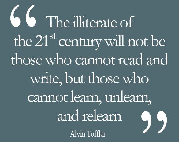 Alvin Toffler's quote #4