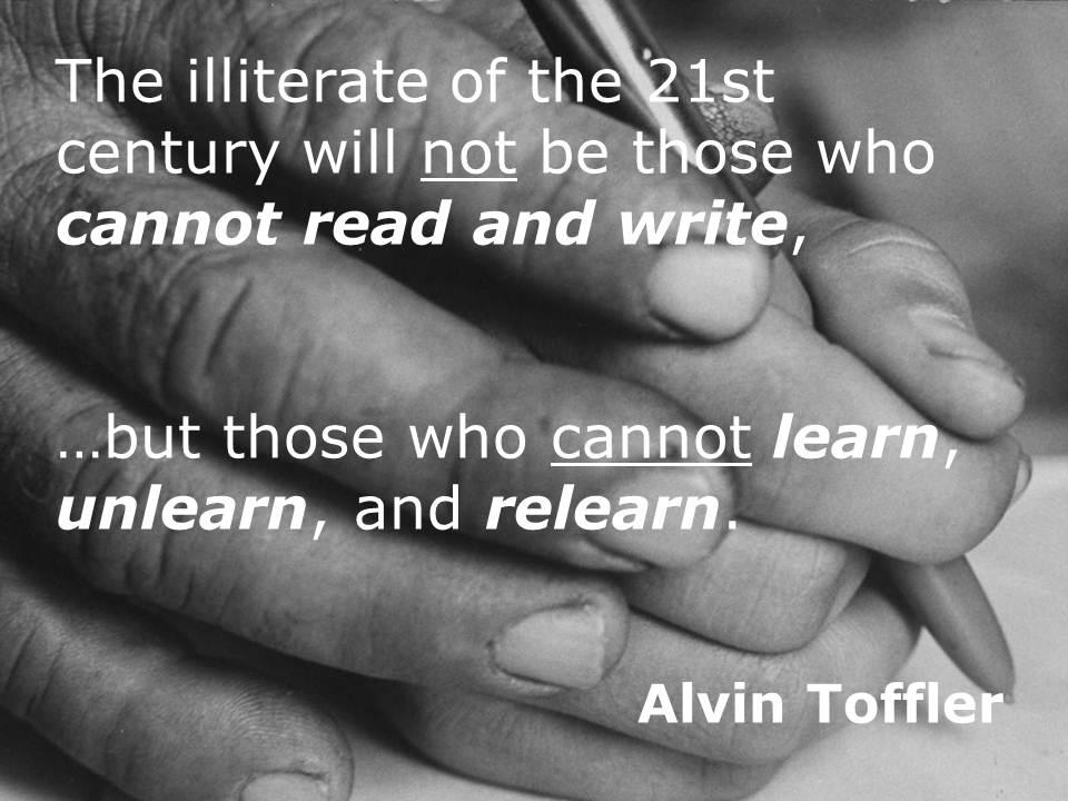 Alvin Toffler's quote #6