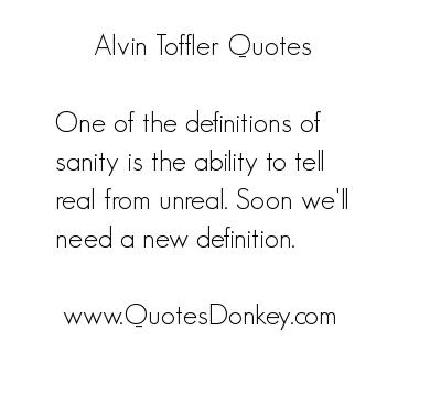 Alvin Toffler's quote #8