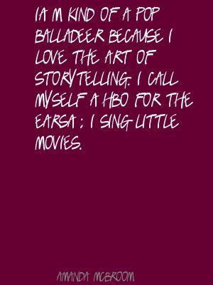 Amanda McBroom's quote #4