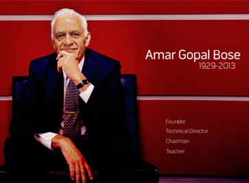 Amar Bose's quote #7
