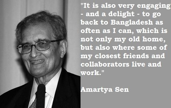 Amartya Sen's quote #3