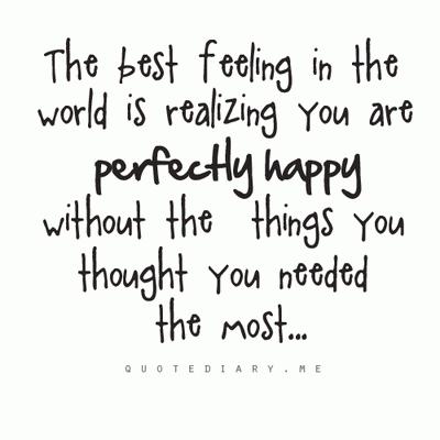 Amazing Feeling quote #1