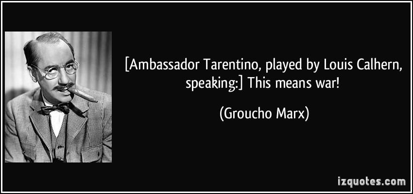Ambassador quote #1