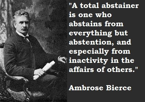 Ambrose Bierce's quote #4