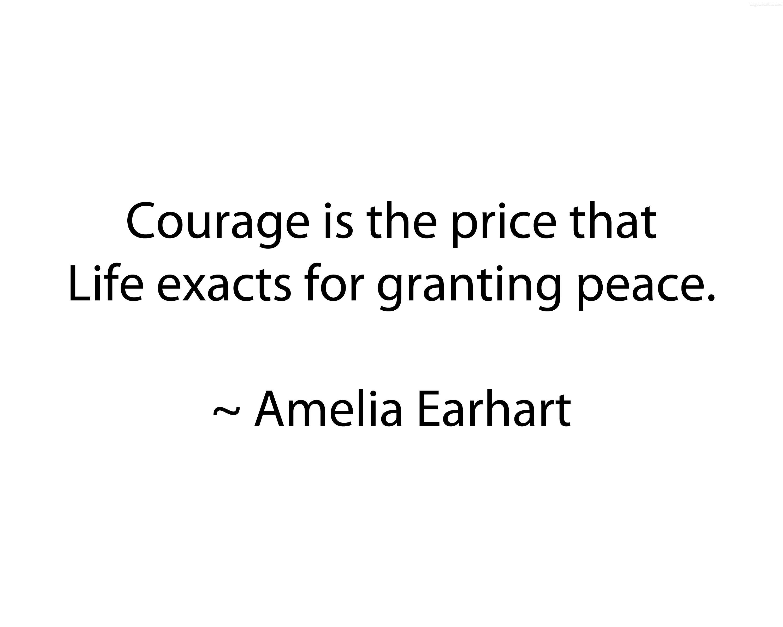 Amelia Earhart's quote #6