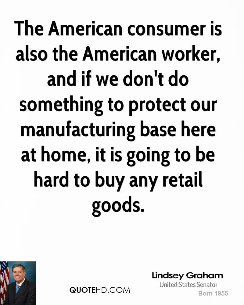American Consumer quote #2