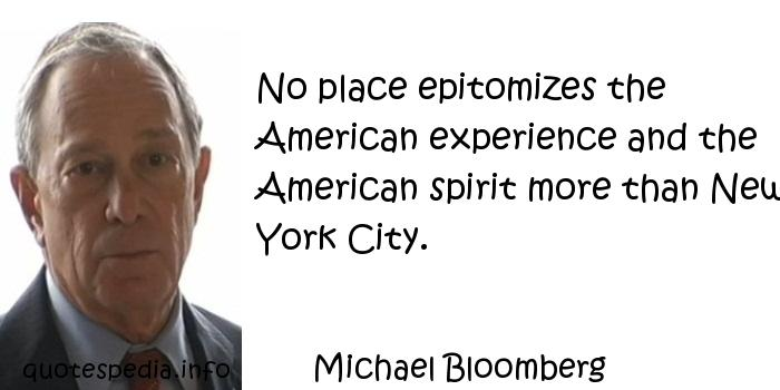 American Experience quote #2