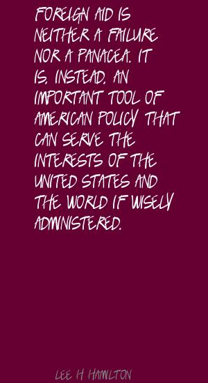 American Interests quote #2
