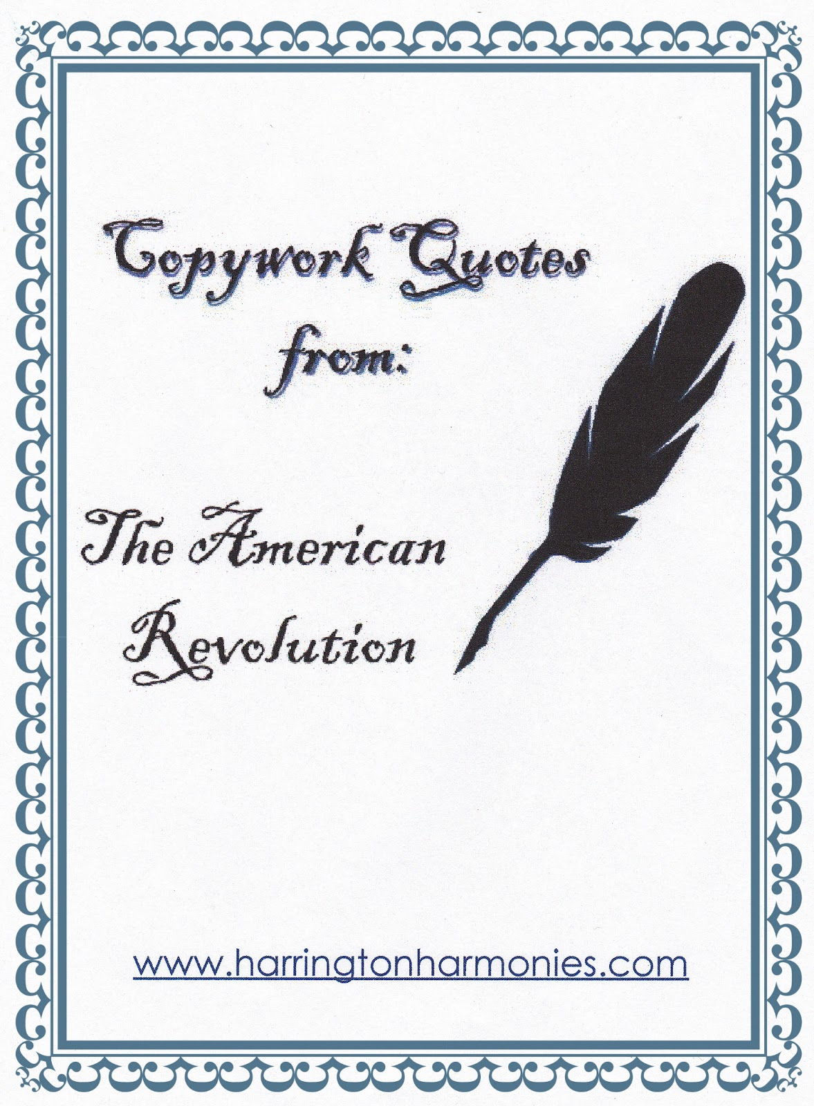 George Washington Famous Quotes During American Revolution: Famous Quotes About 'American Revolution'