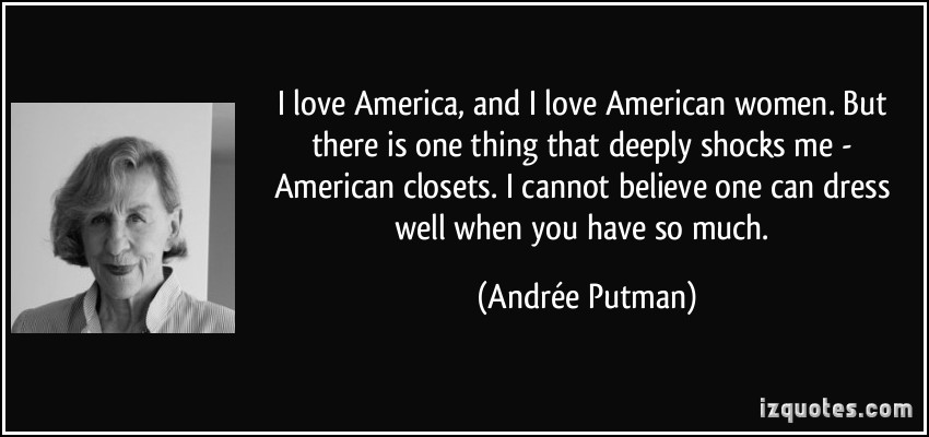 American Women quote