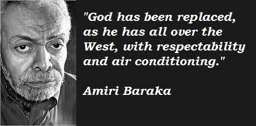 Amiri Baraka's quote #3
