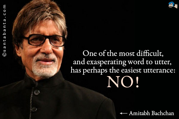 Amitabh Bachchan's quote #6