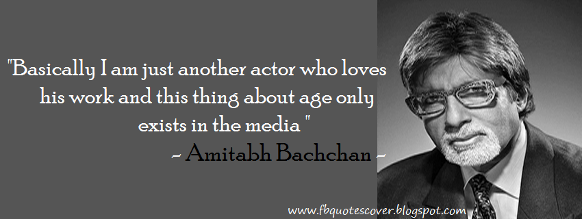 Amitabh Bachchan's quote #4