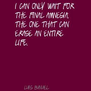 Amnesia quote #1