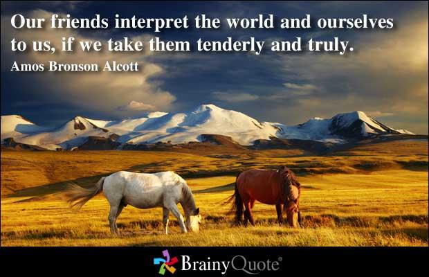 Amos Bronson Alcott's quote #1